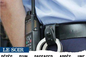 Décès d'un passager après une arrestation à l'aéroport de Charleroi
