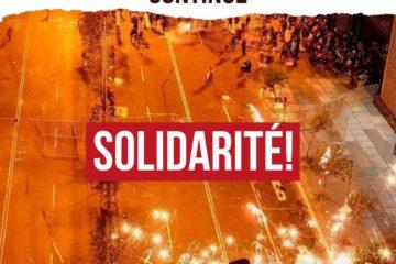 Colombie : près de 80 morts, des milliers de blessés, des centaines de disparus... Mais la mobilisation continue.