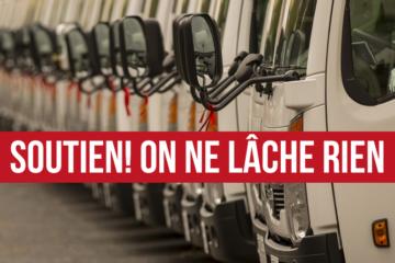 La grève chez Logistics Nivelles continue !