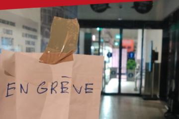 Grève chez LIDL : plus d'un magasin sur deux fermé. Force aux grévistes !